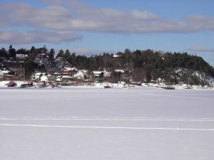 Malmøya vinter