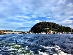 Malmøya båtsesong